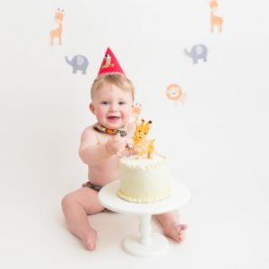 cake smash photoshoot Peterborough