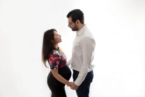 pregnancy photoshot peterborough