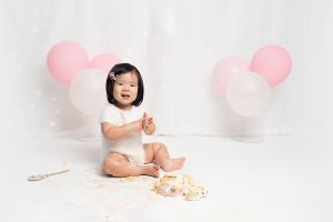 cake smash photography sessions